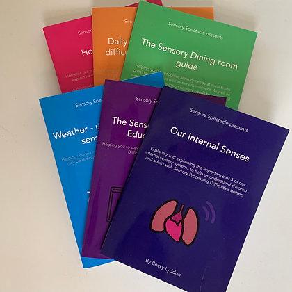 Guide Book Bundle