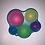 Thumbnail: Multicoloured fidget popper
