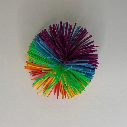 Strand coloured ball