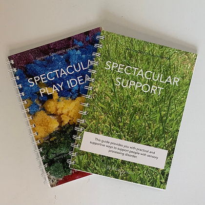 Spectacular Book Bundle