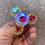 Thumbnail: Spinning flashing ring