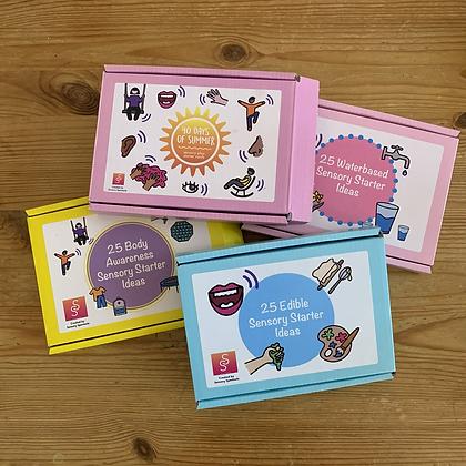 Ultimate starter card bundle