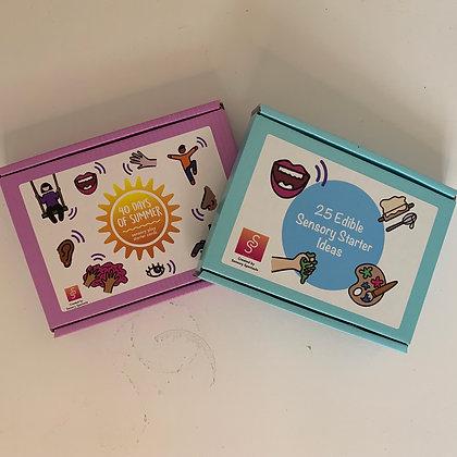 Sensory Starter Cards Bundle