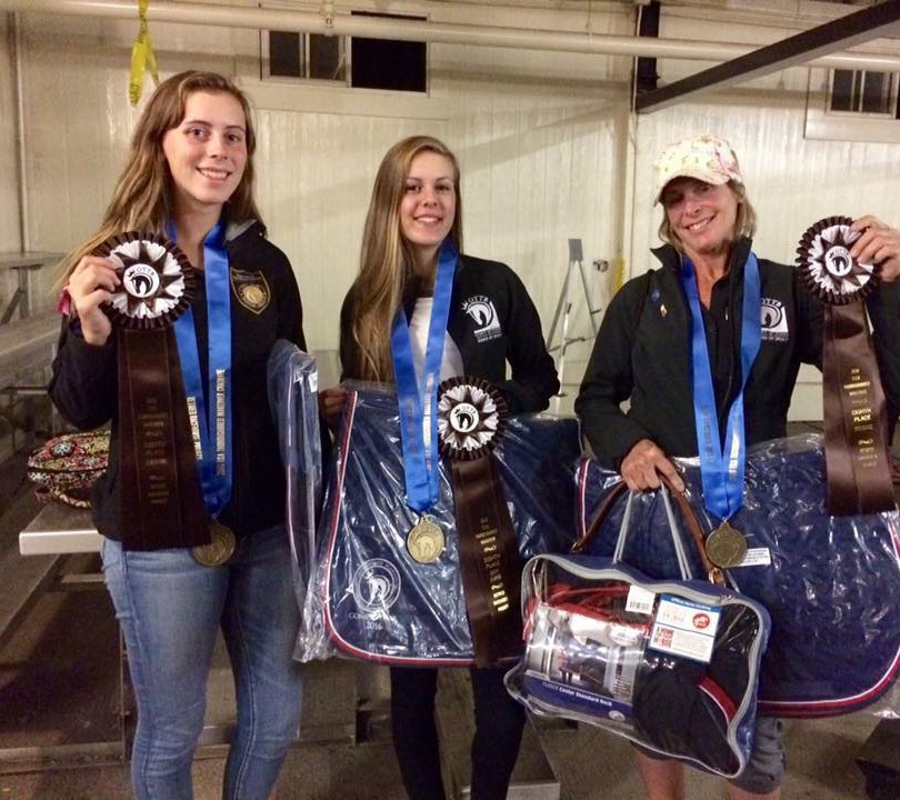 2016 RRP Thoroughbred Makeover results