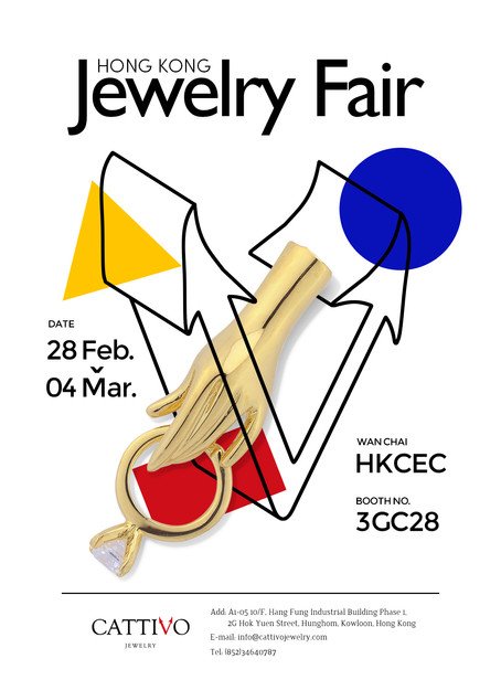 2019 MAR HK INTERNATIONAL JEWELLERY FAIR