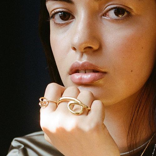 Pollock Linger Ring