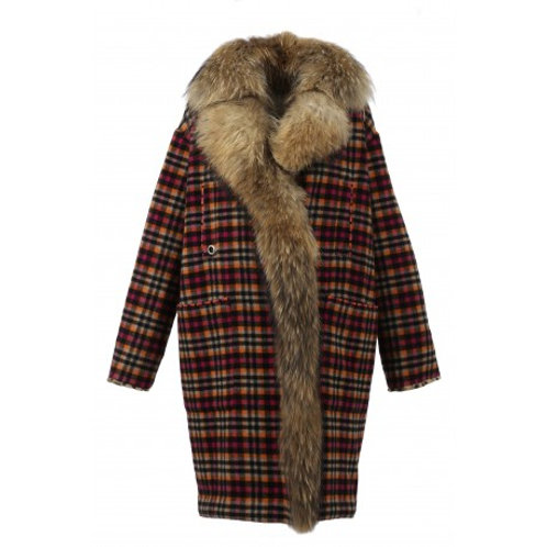 Oakwood 'Folk' Coat