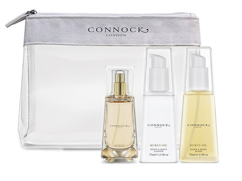 Connock London Travel Set