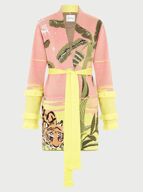 Hayley Menzies 'Drinking Tiger' Cardigan