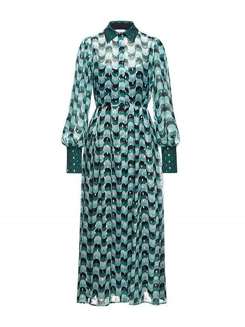 SF/Z/O Shirt Dress
