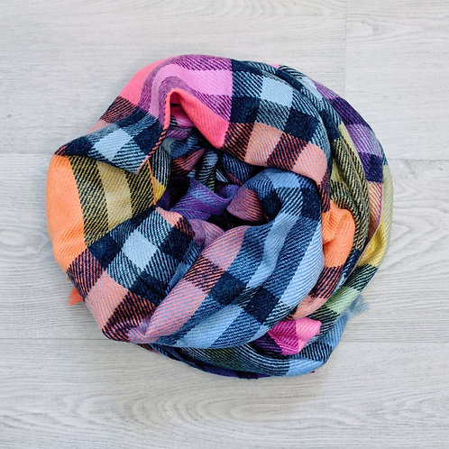 Ombre Rectangle Scarf