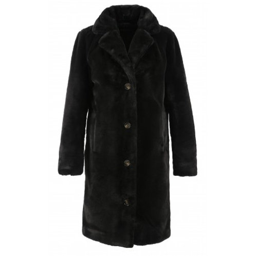 Oakwood 'Program' Faux Fur Coat