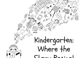 Kindergarten Camp - 2017