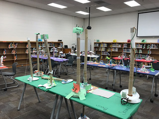 STEM Day at Mt. Bethel was a HUGE Success!