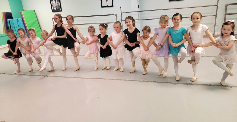 learning about swan lake. This is how the 4 little swans hold hands in their variation