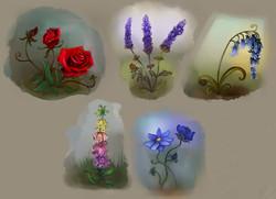 The Secret Garden plants