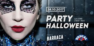 Halloween au Barraca Montréal 2017