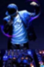 DJ JYB live à la console