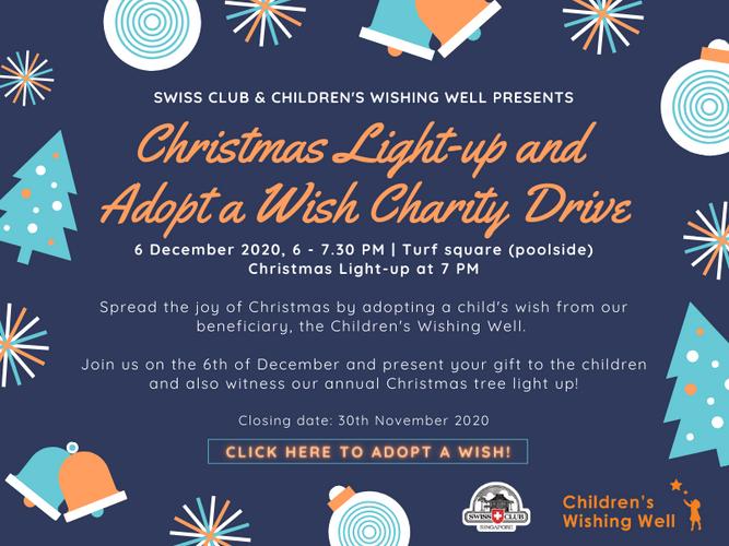 adopt a wish