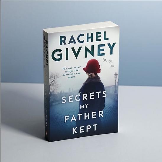 Secrets My Father Kept_Rachel Givney
