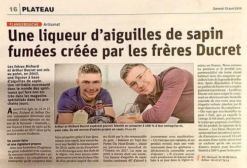 Frères Ducret / Sapinette