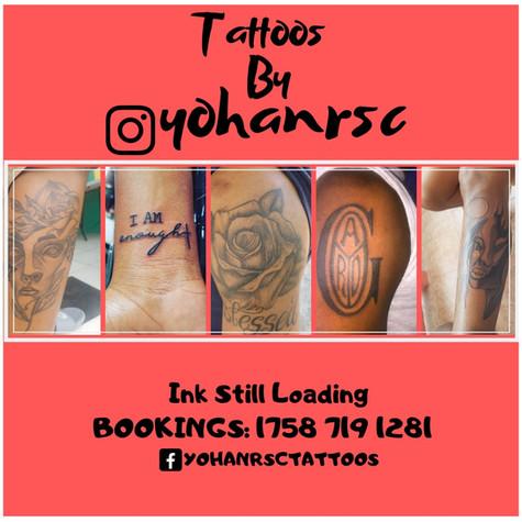 Ink Still Loading