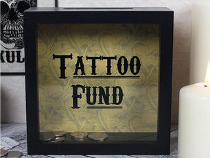 What's the cost of a tattoo ?