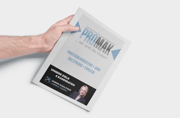 Werksagentur   ProMak e.V. Marktredwitz