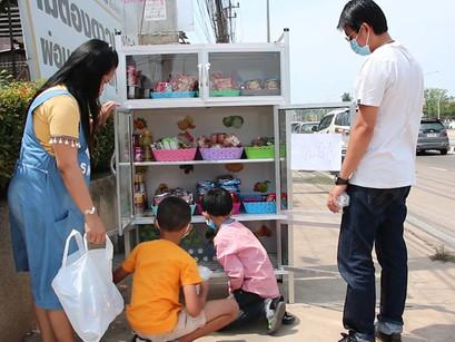 Bangkok's Community Pantries for the Needy