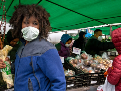 Redesigning Outdoor Markets