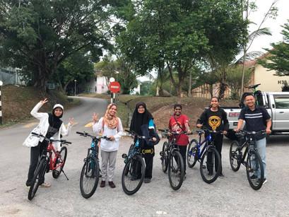 BikeCommute@USM