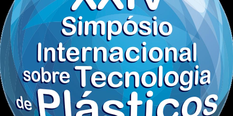 XXIV Simpósio Internacional sobre Tecnologia de Plásticos