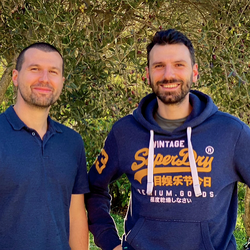Sounds of Provence with Damien and Guillaume Gratia