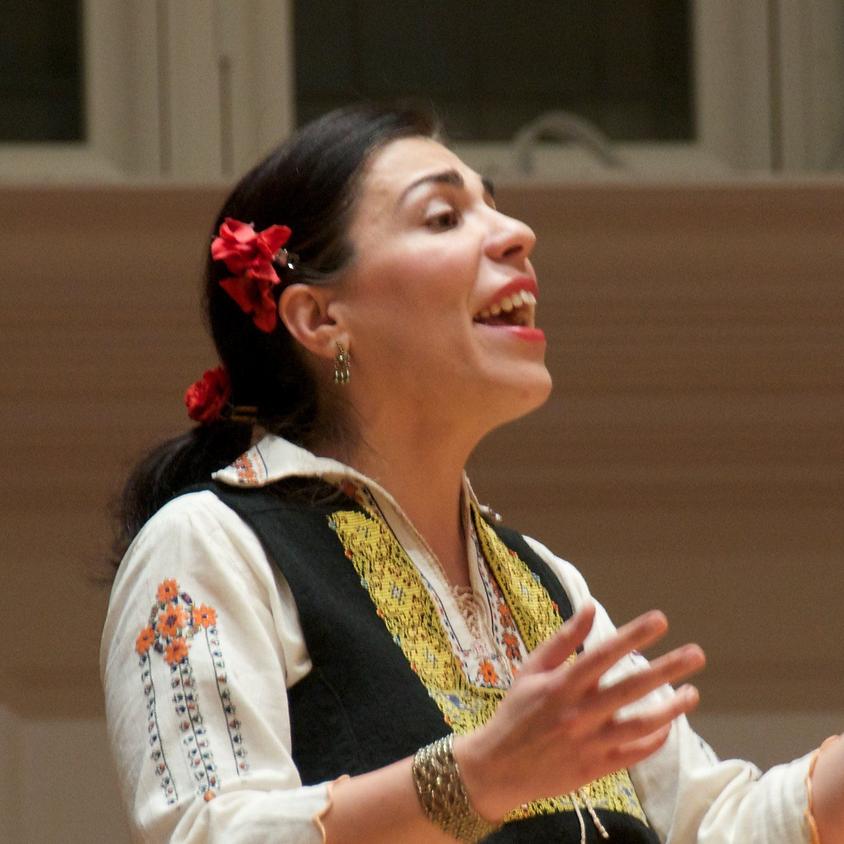 Bulgarian Songs with Dessislava Stefanova