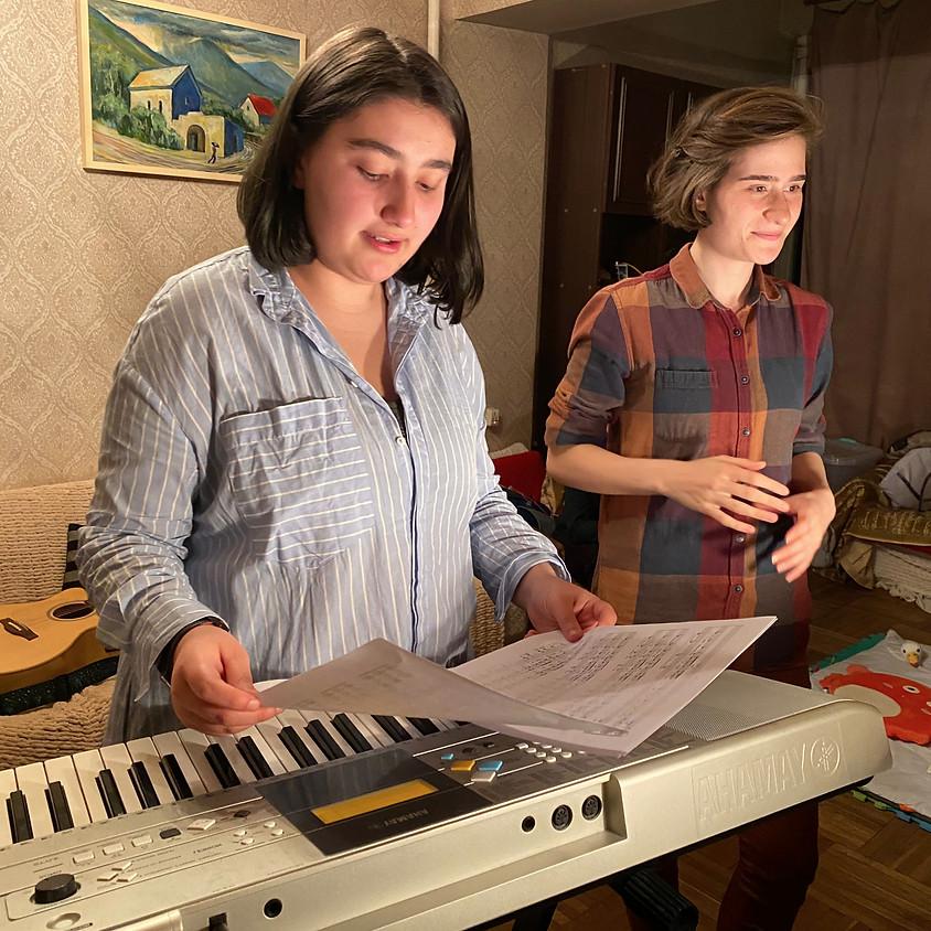 Armenian Songs with Tiezerk