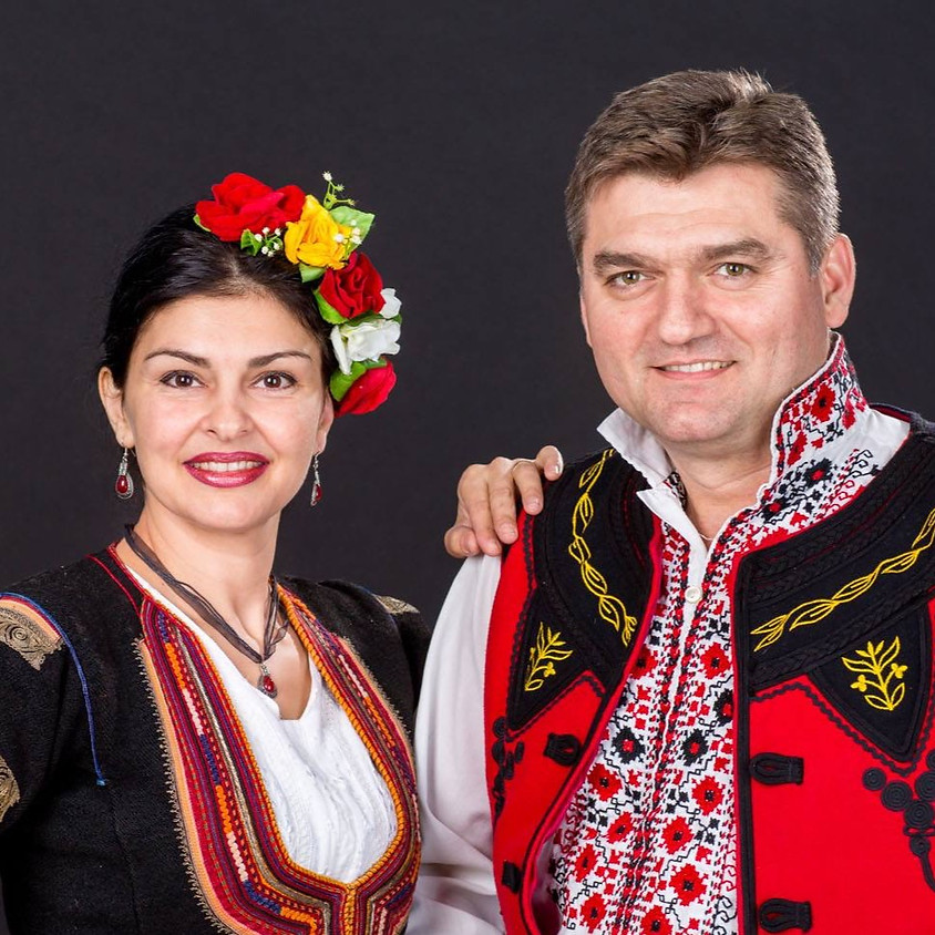 Bulgarian Songs with Petya Dragneva