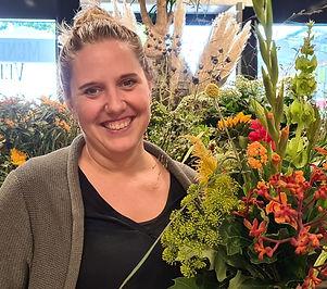 Daniëlle bloemstylist Benthuizen Zoetermeer Hazerswoude