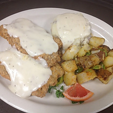 Deluxe Chicken Fried Steak