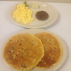 Pecan Pancake Combo