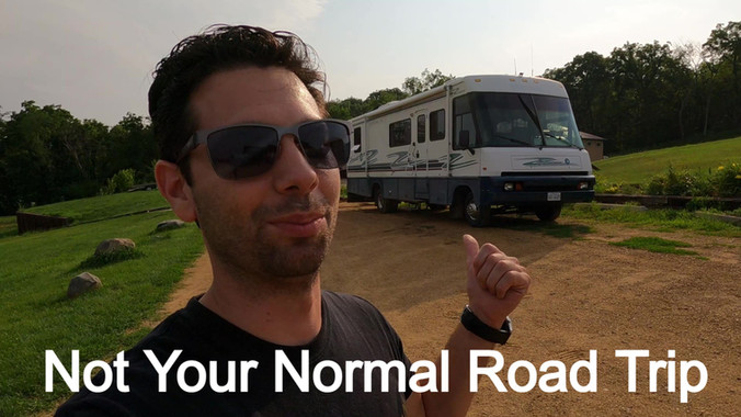 Not Your Normal Road Trip