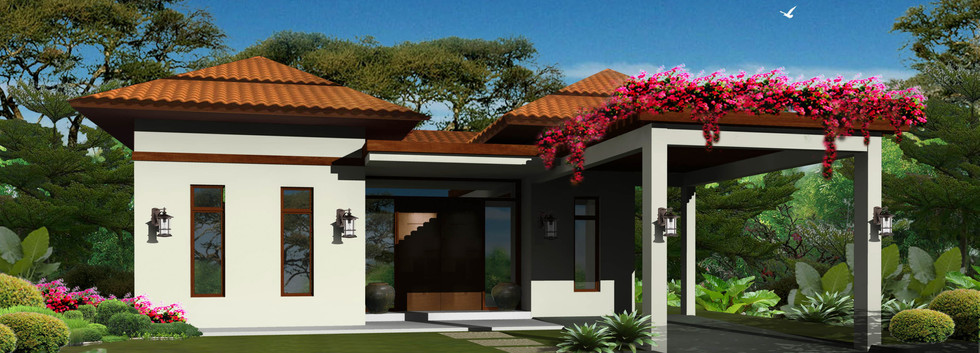 Molave - House Perspective