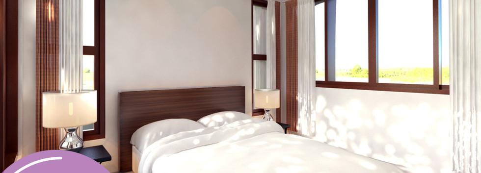 Molave - Bedroom