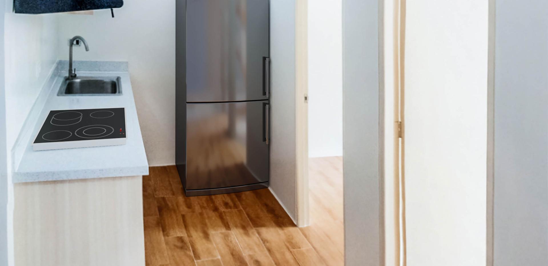 2-Bedroom Unit Kitchen Area Second View