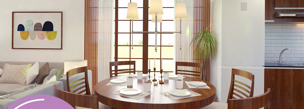 Jasmine - Dining Area