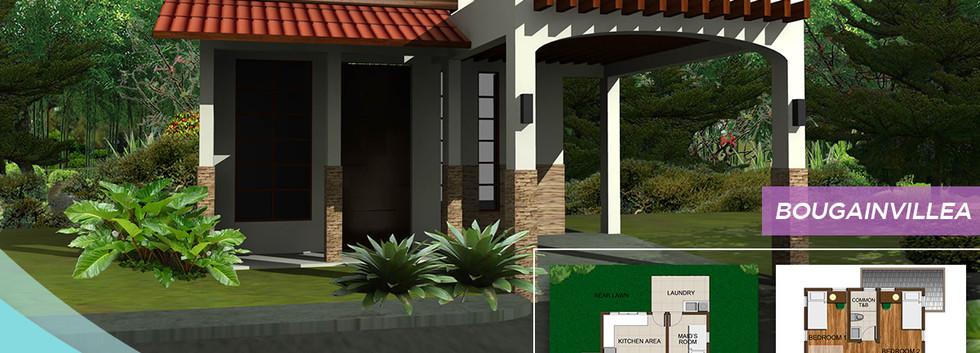 Bougainvillea House Model