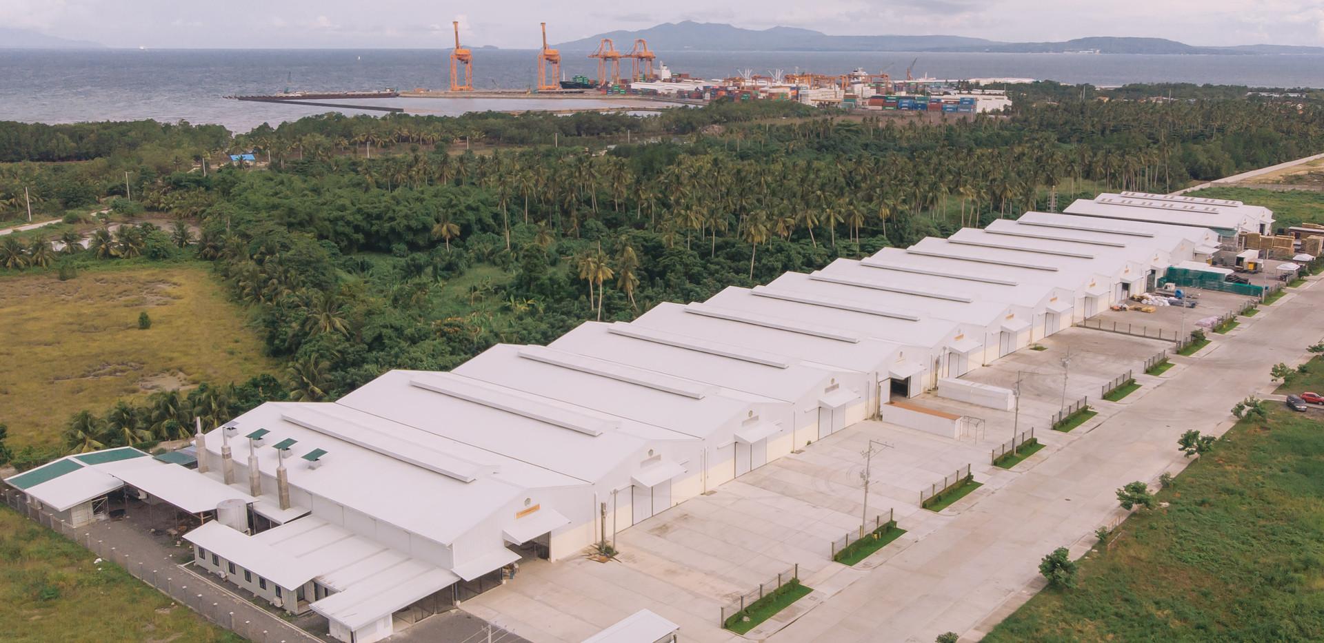 AIE Ready Built Factories