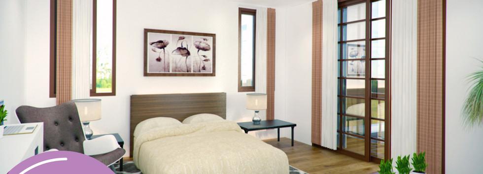 Acacia - Master Bedroom
