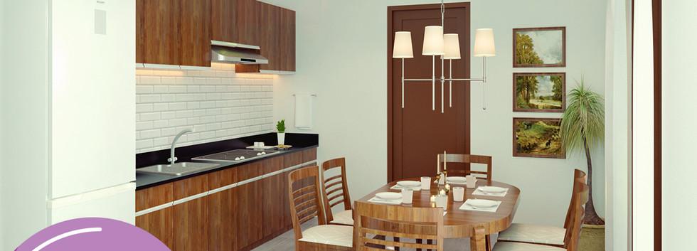 Magnolia - Dining Area