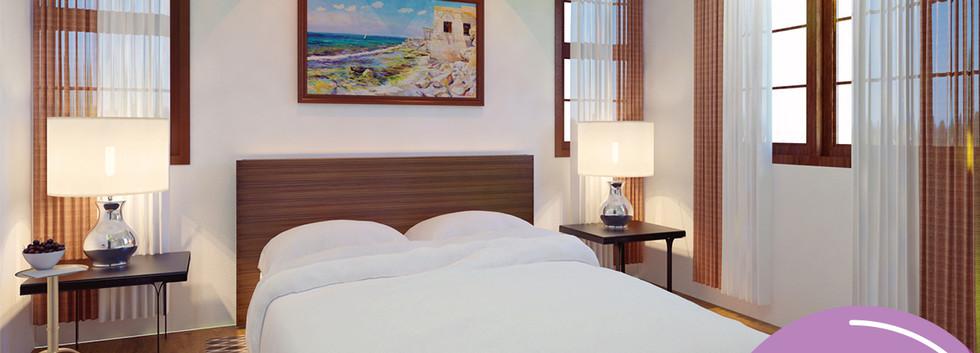 Magnolia - Bedroom