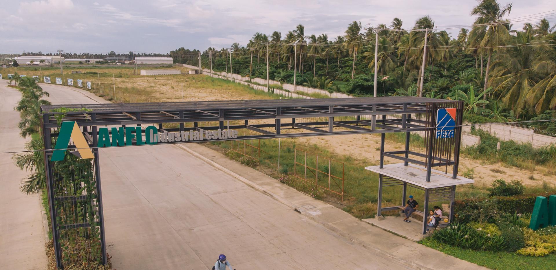 AIE Main Gate Entrance